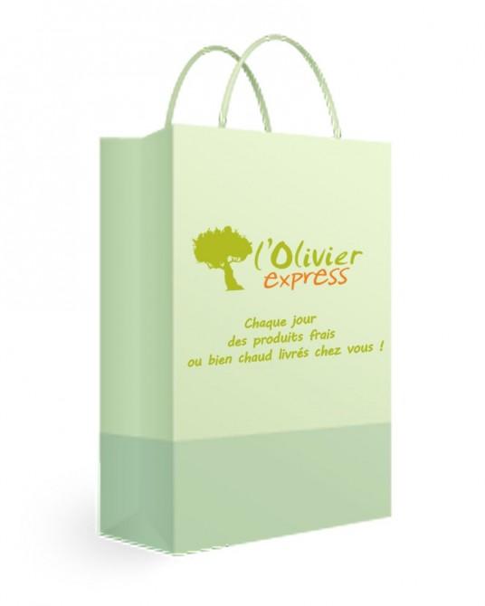 Pizza Reine de l'olivier express, livraison sur Sophia Antipolis, vallauris, valbonne, mougins, biot...