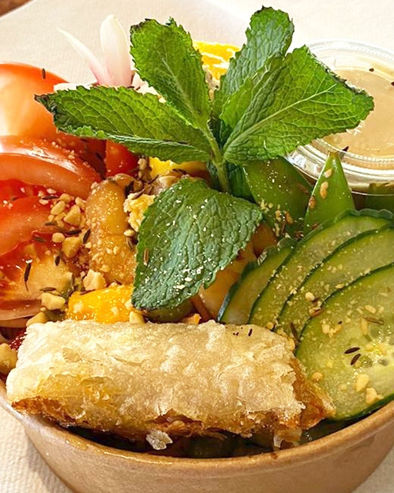 Salade Retour de Chine